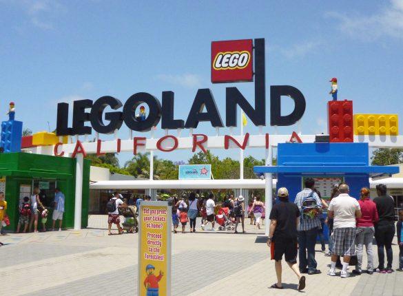 LEGOLAND PARK CALIFORNIA