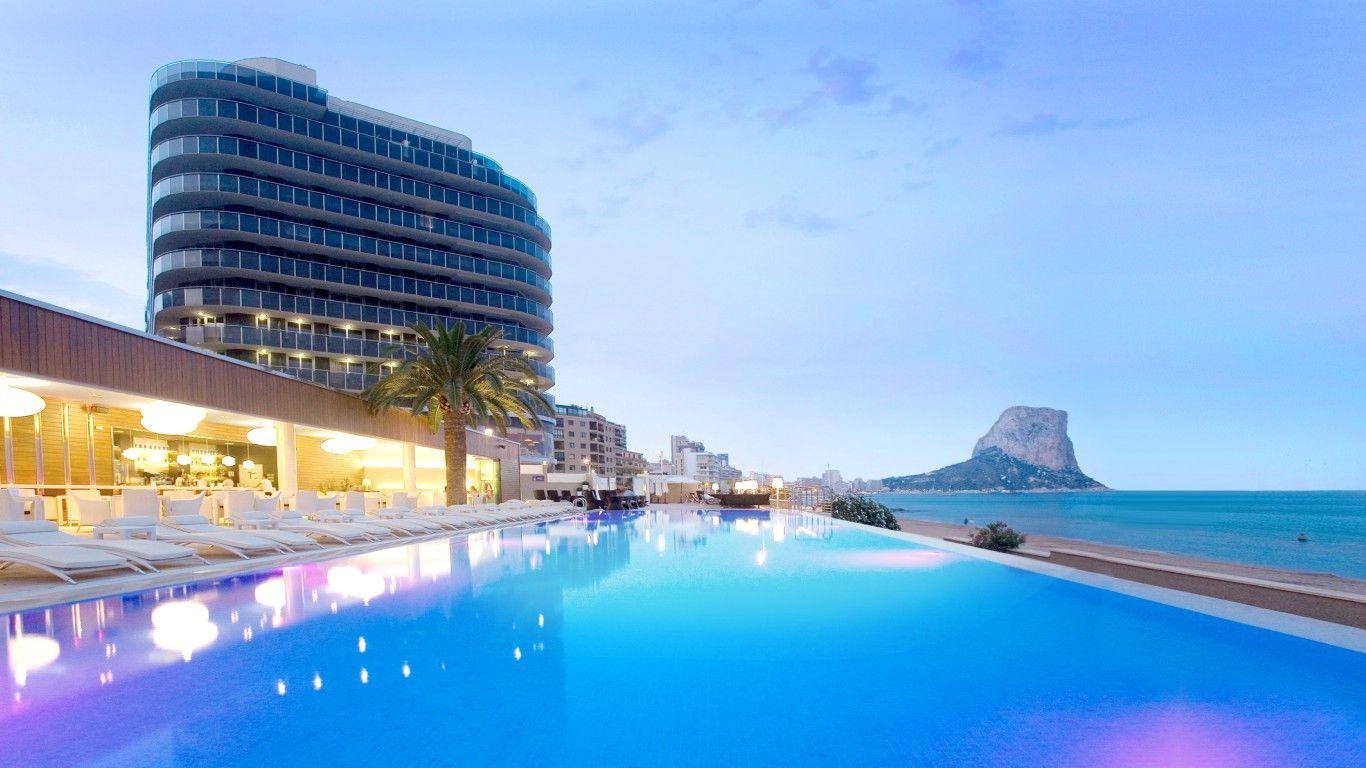 GRAN HOTEL SOL Y MAR-HOTELES ALICANTE