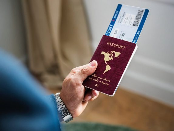 PASAPORTE SOLICITUD