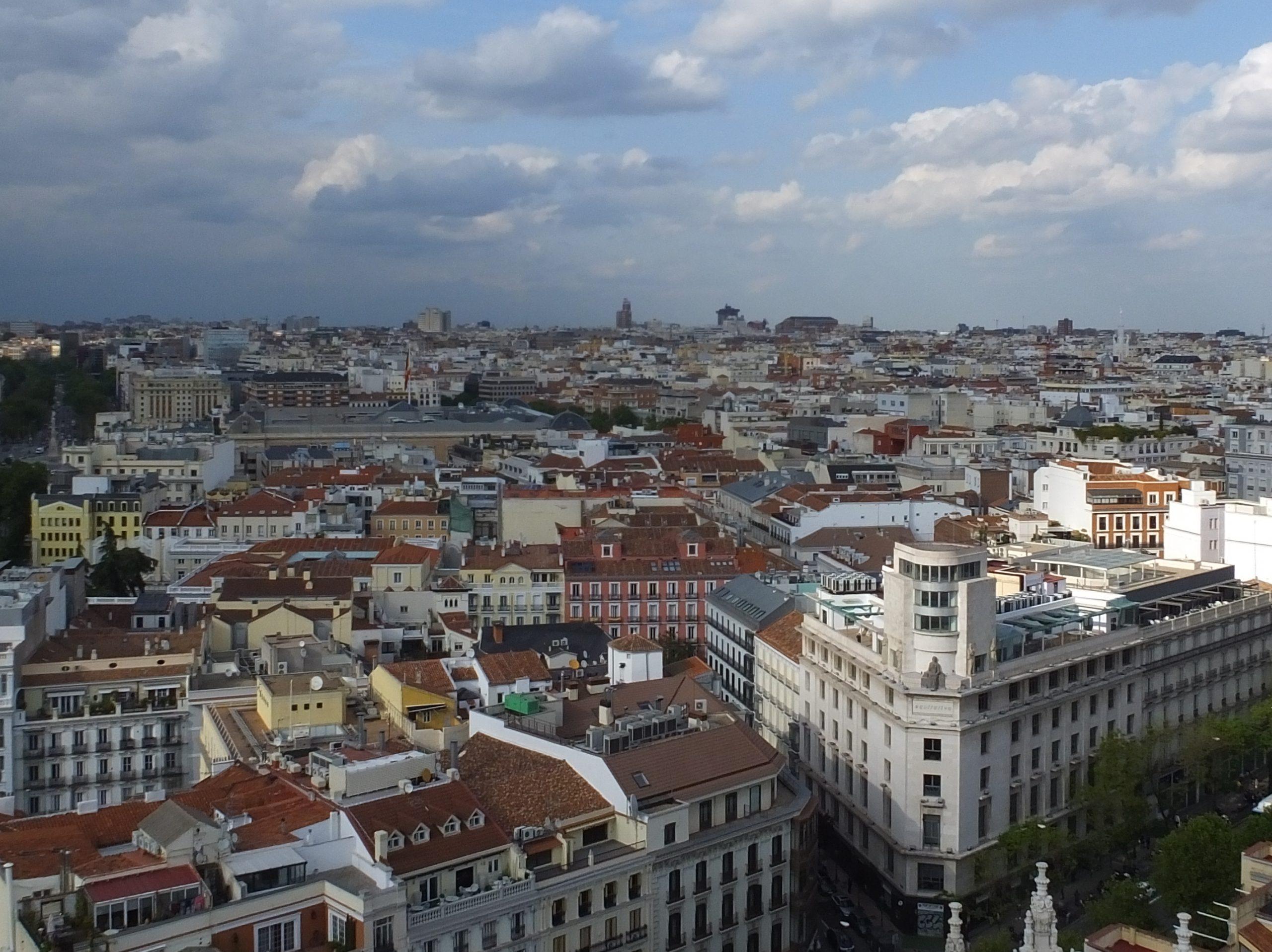 SALAMANCA MADRID