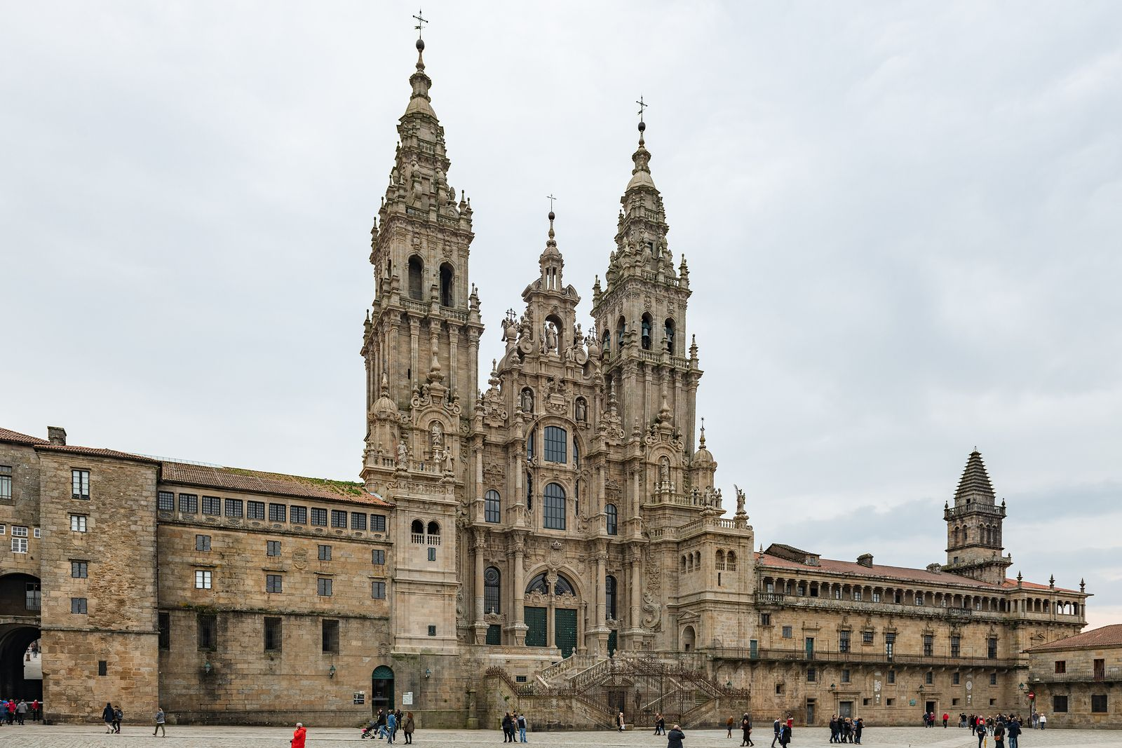 COMPOSTELA CATEDRAL